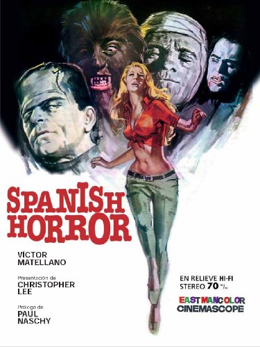 SPANISH HORROR por Víctor Matellano