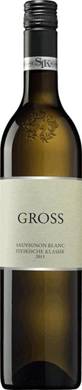 Sauvignon Blanc Steirische Klassik - 2014 - 6 x 0,75 lt. - Weingut Gross