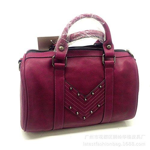 Chlln Pu Neue Handtasche Damen - Handtasche Violet