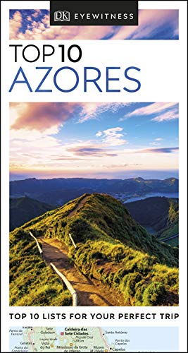 Top 10 Azores (DK Eyewitness Travel Guide) (English Edition) -