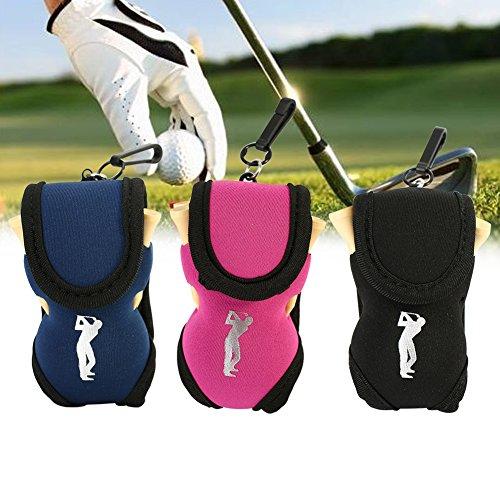 Golfball Tasche Golf Tee Tasche Halter Pouch