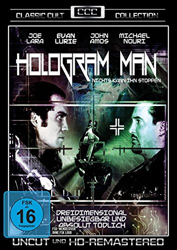 Hologram Man - Classic Cult Edition