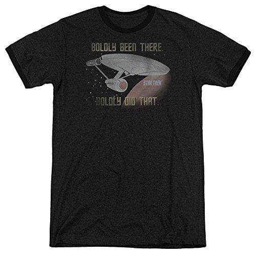 Star Trek -  T-shirt - Uomo Black