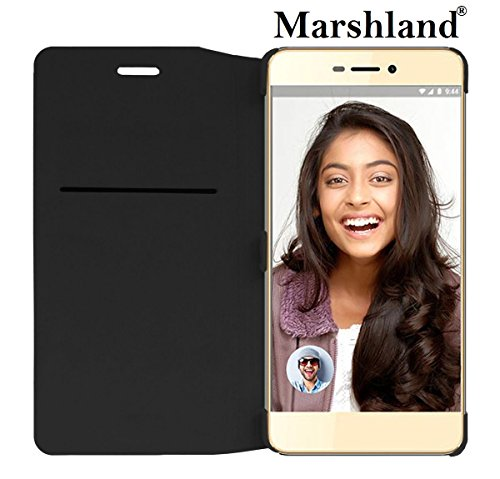 Micromax Vdeo 4 Q4251 Flip Cover Black Synthetic PU Leather Case High Quality Flip Cover Superior Full Protection High Quality PU Leather Inside of Front Cover and Hard Plastic of Back Cover Protect your valuable Core from Daily Scratch and Dirty  available at amazon for Rs.299