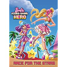 Barbie Video Game Hero Race for the Stars (Barbie) (Step into Reading)
