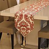 kaige Tischläufer Teetisch Flagge schmücken Tuch West Serviette Stoff Mode Bett kennzeichnen 32 * 210cm