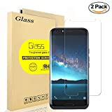 AOLANDER [2 Pack] DOOGEE BL5000 Screen Protector, [0.3mm,