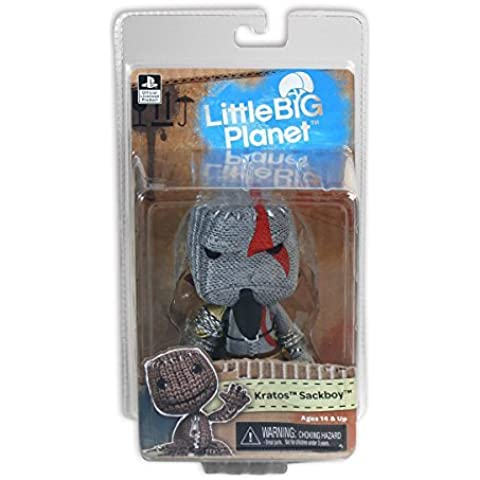 Figura de Acción Little Big Planet Serie 1