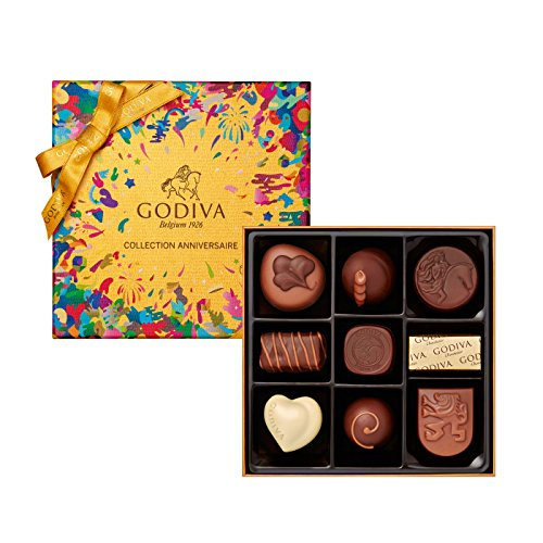 godiva-gold-anniversary-collection-9-pieces