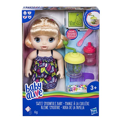 Hasbro baby alive- sweet baby, e0586es6