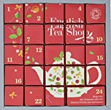 English Tea Shop - Tee Adventskalender'Pink Christmas', 24 einzelne Boxen mit würzigen BIO-Tees in...