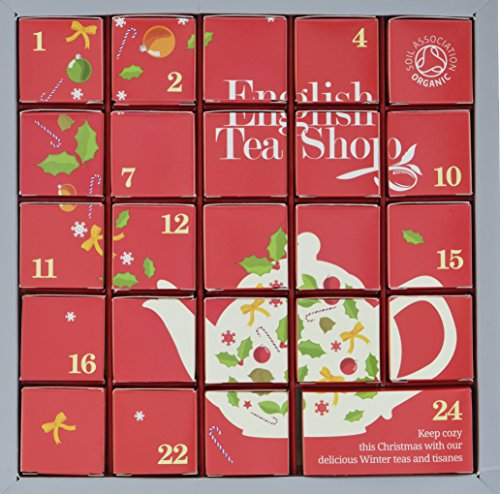 "English Tea Shop - Tee Adventskalender ""Pink Christmas"""