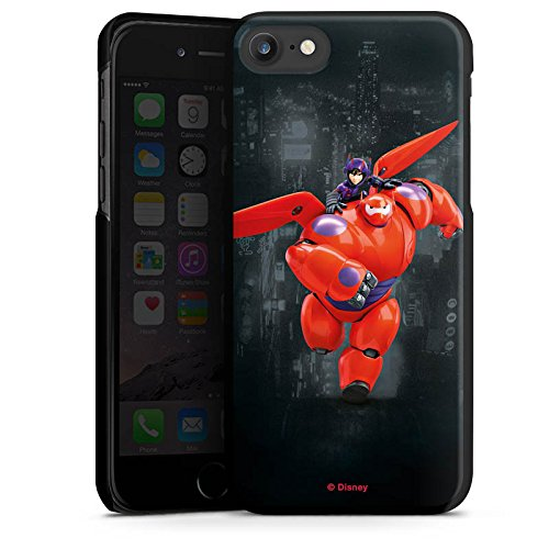 Apple iPhone X Silikon Hülle Case Schutzhülle Disney Baymax Merchandise Fanartikel Hard Case schwarz