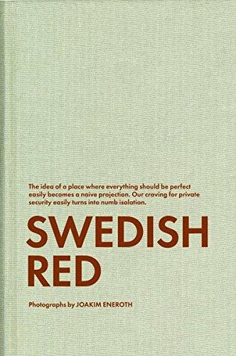 Joakim eneroth swedish red /anglais