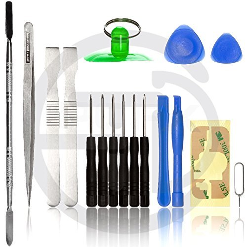 ACENIX Universal Reparaturset Repair Tool Kit Phillips-Schraubendreher Set für Apple iPod Nano 1., 2. 3. Gen. Gen 2 Ipod