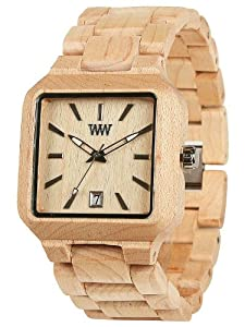 WeWood WW06001 Reloj de caballero de WeWood