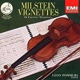 Songtexte von Nathan Milstein, Leon Pommers - Milstein Vignettes: 24 Favorite Miniatures