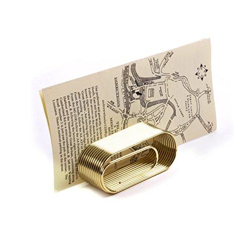 Levenger clipnote, oro (ad7095GLD)