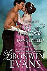 To Dare the Duke of Dangerfield: Wicked Wagers Trilogy Book #1