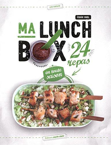 Ma lunch box : 24 repas en toute saison