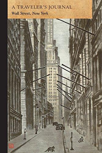 Wall Street, New York: A Traveler's Journal -