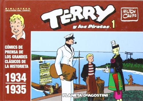 Biblioteca Grandes del Comic: Terry y los piratas nº 01