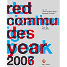 red dot communication design yearbook 2006/2007 (Red Dot Award)