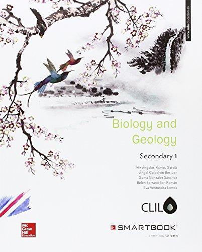 Biology And Geology 1. Clil  (+ Código Smartbook) - 9788448608811