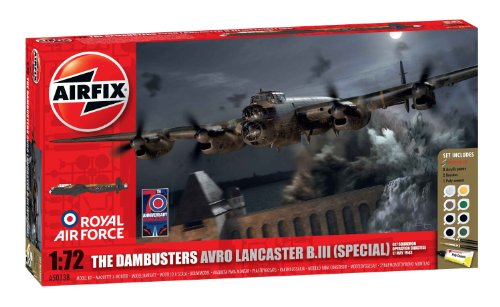 Airfix A50138 Modellbausatz The Dambusters! Gift Set