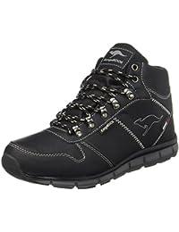 KangaROOS Unisex-Erwachsene K-Bluerun 8023 Hohe Sneaker