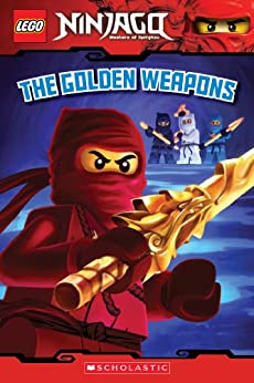 The Golden Weapons (LEGO Ninjago: Reader) (LEGO Ninjago Reader Book 3) by [West, Tracey]