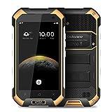 Blackview Bv6000 Smartphone , Android 7.0 Dual Sim IP68 Wasserdichtes Robuste handy,2.0GZH Octa-Core 3GB RAM+32GB ROM,4.7 Zoll HD IPS Bildschirm,13MP Hauptkamera / 5MP Frontkamera,4G Dual SIM Standby ,Schnell Fingerprintsensor ID mit NFC/GPS/GLONASS