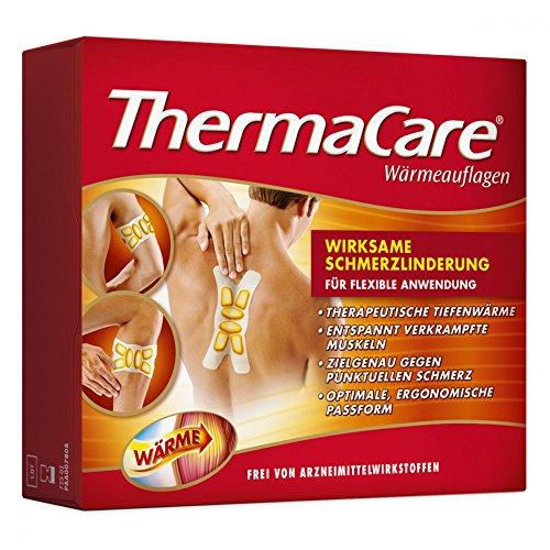 Thermacare Flexible Anwendung Wärmeauflagen, 1er Pack (1 x 3 Stück)