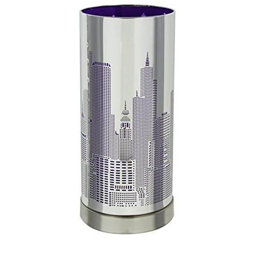 LAMPE TOUCH NEW YORK VIOLET