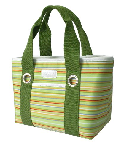 sachi-11-096-insulated-fashion-lunch-tote-light-green-stripes