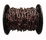 ABUS bomlrbr035–20m Spule Kette Bronze Glied torsadé-longueur 3