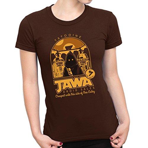 ooine Star Wars Women's T-Shirt ()