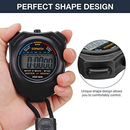 Zoom IMG-3 charminer cronometro digitale sportivo e