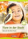 Projektarbeit mit Kindern: Tiere in der Stadt: Ideen für die Kita-Praxis ab 5 Jahren. Buch