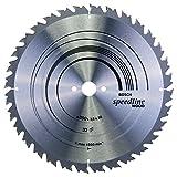 Bosch Zubehör 2608640683 Kreissägeblatt Speedline Wood 350 x 30 x 3,5 mm, 32