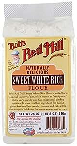 Bob's Red Mill, Naturally Delicious Sweet White Rice Flour, 24 oz (680 g)