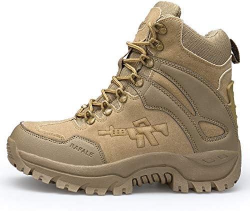 HCBYJ scarpa scarpa scarpa Gli Appassionati di Autunno e Inverno Militari all'aperto Scarpe da Trekking Scarpe da Uomo Traspirante Antiscivolo Scarpe da Passeggio Utensili Tattici B07MSCGP16 Parent | Re della quantità  | Di Alta Qualità E Poco Costoso  88ed88