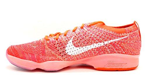 Flyknit Luce 601 Chaussures Cremisi Sneakers Agilità Cesti Bianca 698616 De Brillante Ingrandire Esecuzione Nike Aqua dqTH6gd