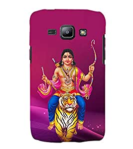 FUSON Lord Ayyappa Swami Ji 3D Hard Polycarbonate Designer Back Case Cover for Samsung Galaxy J2 (6) 2016 J210F :: Samsung Galaxy J2 Pro (2016)