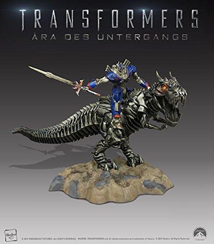 Bild von Transformers 4: Ära des Untergangs - Dinobot Edition (exklusiv bei Amazon.de) [3D Blu-ray] [Limited Edition]