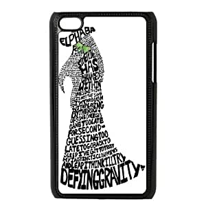 Wholesale Cheap Phone Case FOR IPod Touch 4th -Wicked The Musical Pattern-LingYan Store Case 17