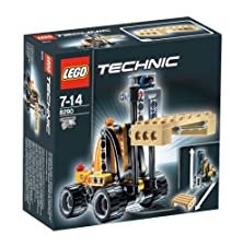 Buy 8290 Technic Mini Forklift Lego Toys On The Store Auctions