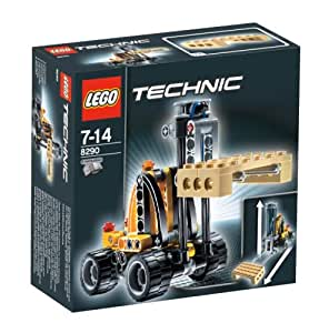 Lego 8290 technic jeux de construction le mini - Jeux de construction lego technic ...