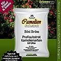 Kamelien-Erde Camellia Substrat - 10 Ltr. PROFI LINIE Substrat für Kamelienarten von GREEN24 bei Du und dein Garten