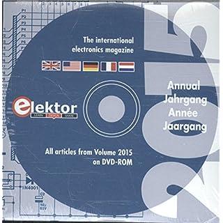Elektor-DVD 2015: Alle Elektor-Artikel des Jahrgangs 2015 auf DVD-ROM (DVD Elektor 2015)